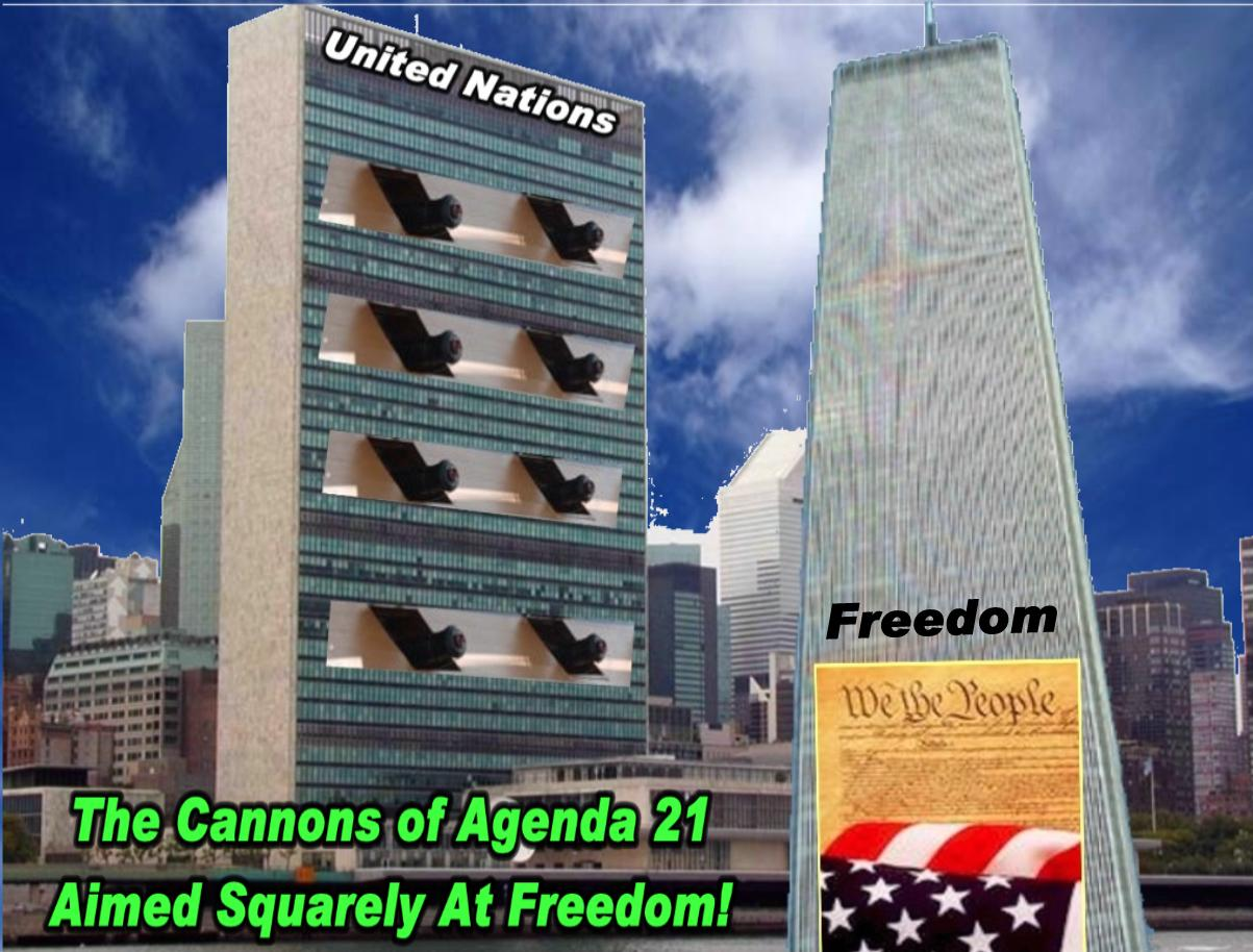 UN Covert Takeover of America