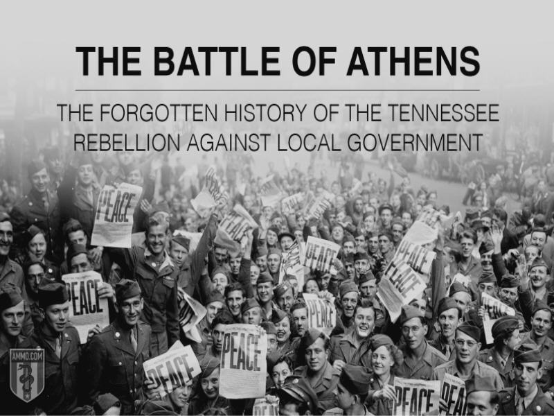 Battle of Athens, TN