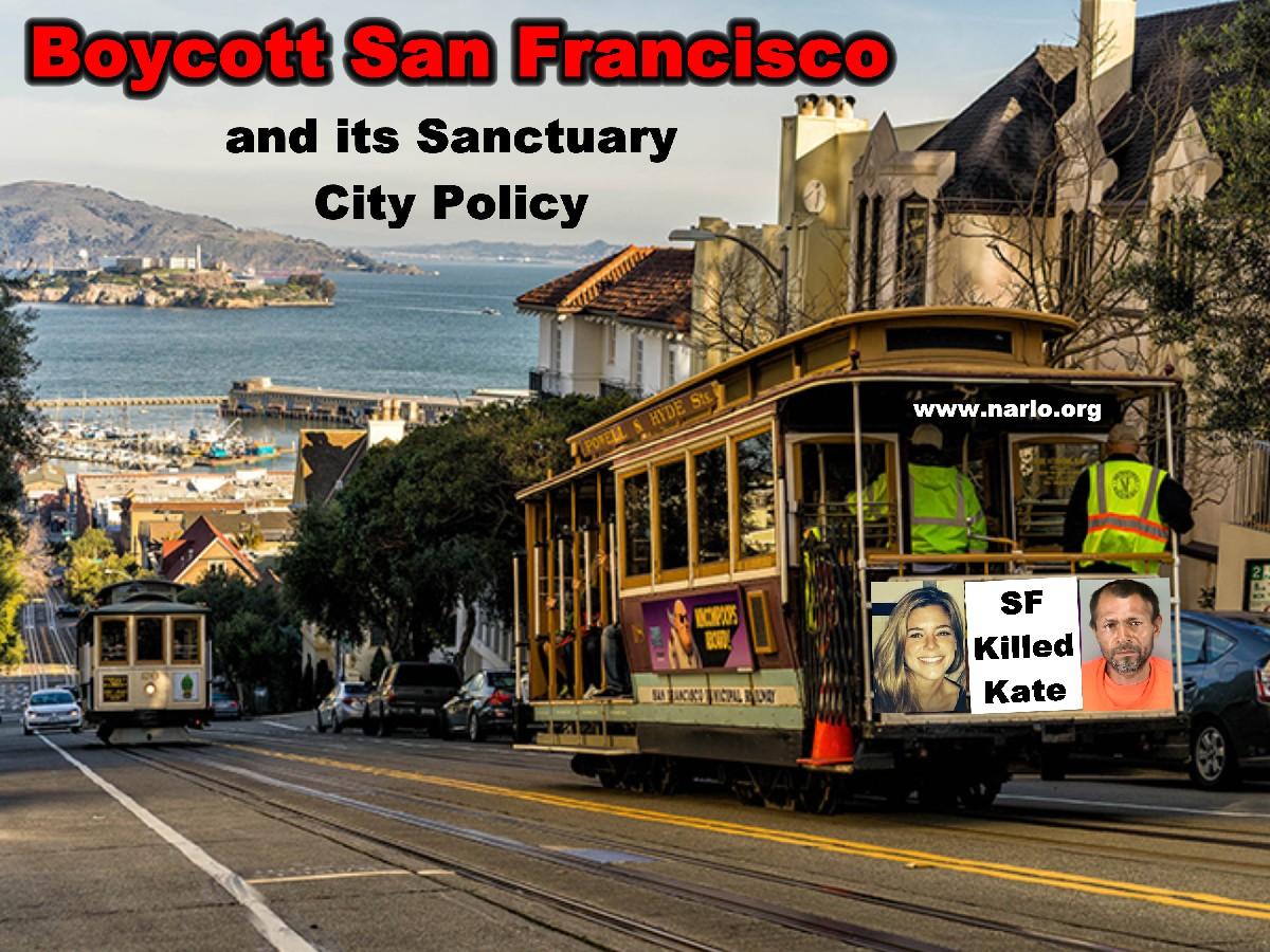 Boycott San Francisco=