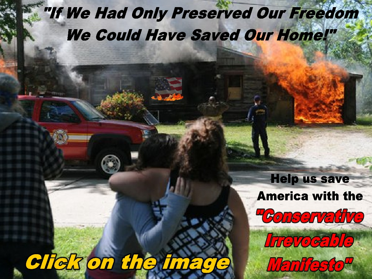 CIM House on Fire=