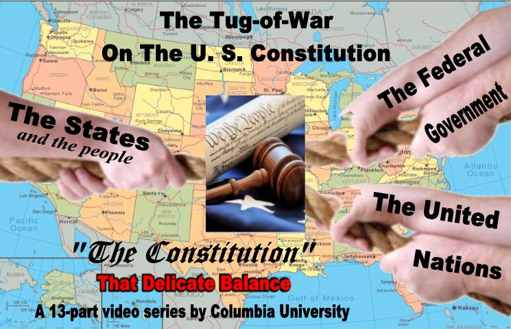 The Constitution - That Delicate Balance