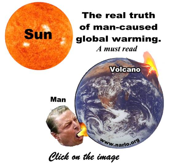 Patrick Moore on Man Caused Global Warming