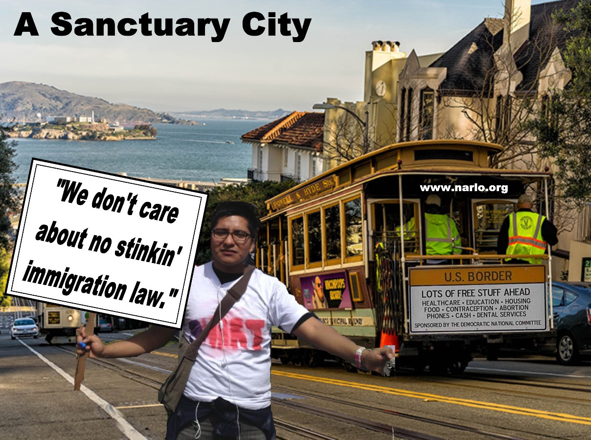 The Injustice of Sanctuary Cities=