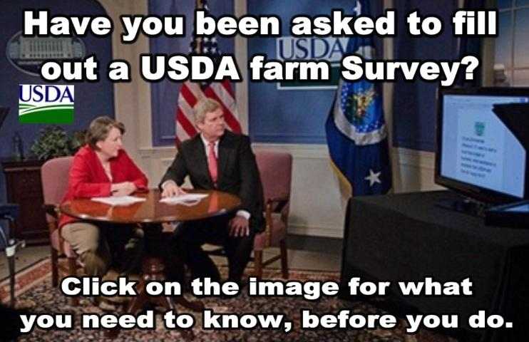 USDA Farm Survey