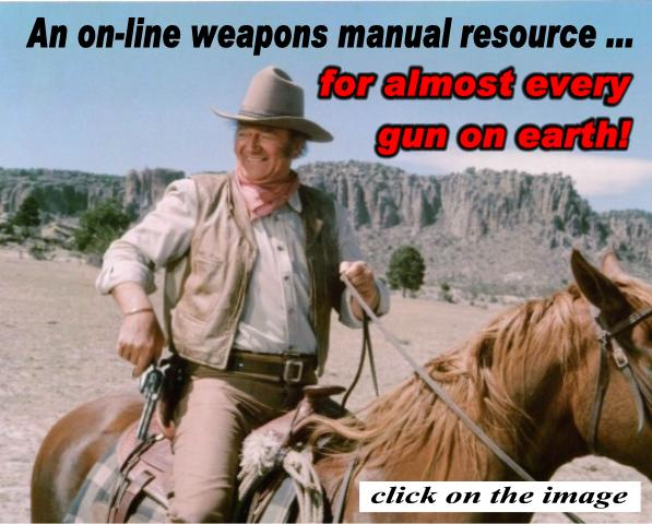 Weapons Manuals