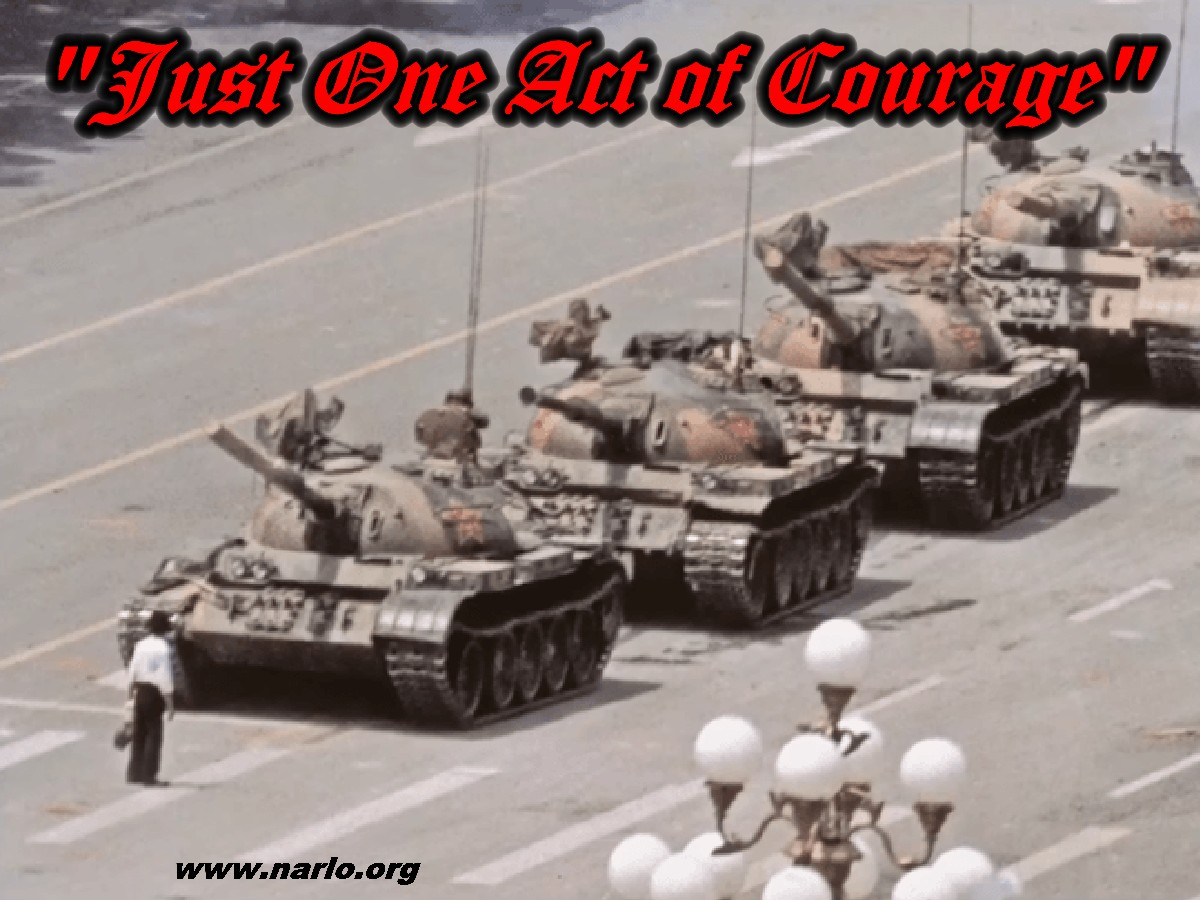 Act of Courage=
