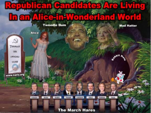 Alice in Wonderland=