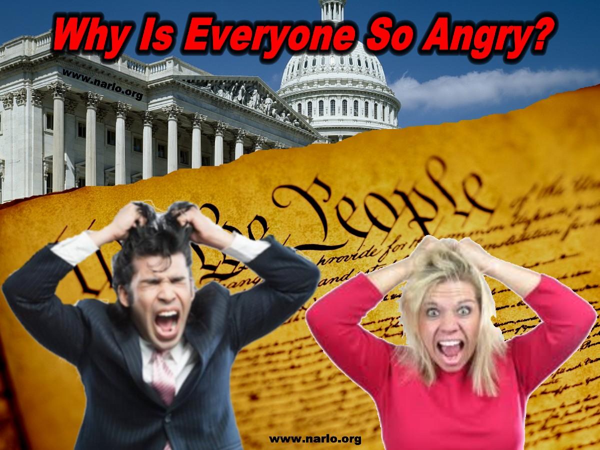 Anger Everywhere=