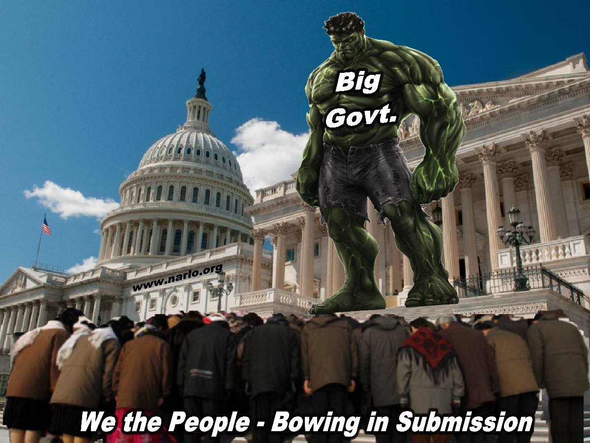 Big Government=