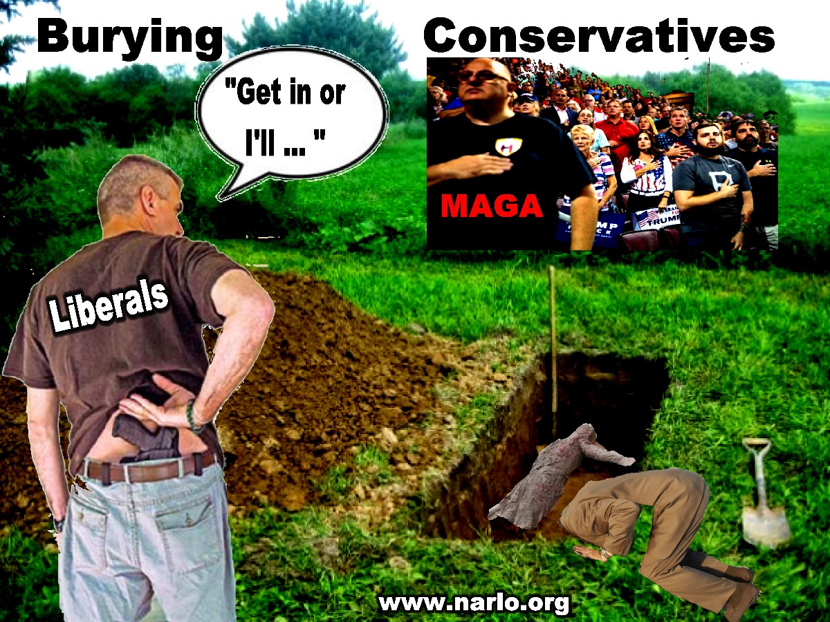 Burying Conservatives=