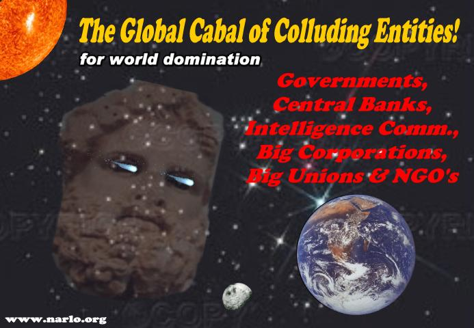 Global Cabal of Colluding Entities=