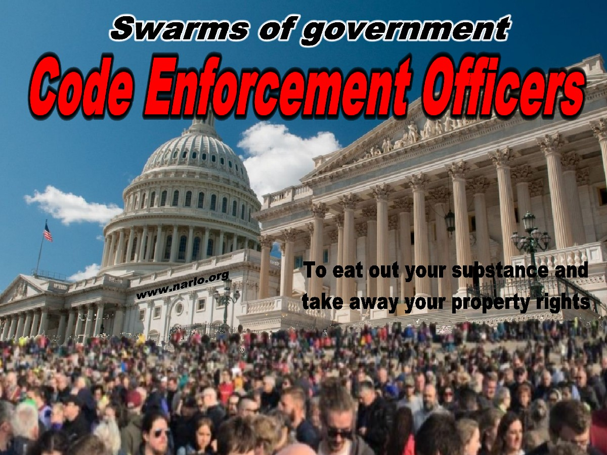 Code Enforcement=