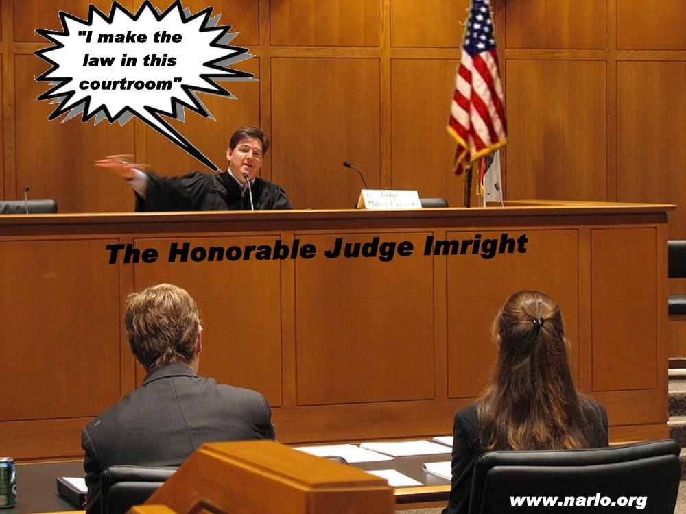 The Court Room=