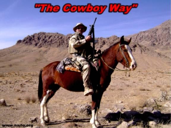 The Cowboy Way=