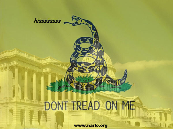 Dont Tread On Me=