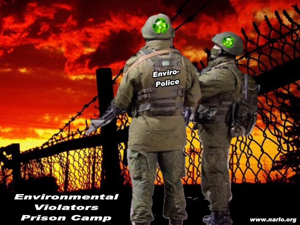 Environmental Violator Prison=