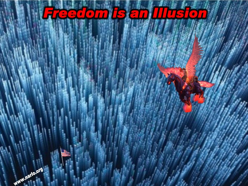 Freedom is an Illusion=