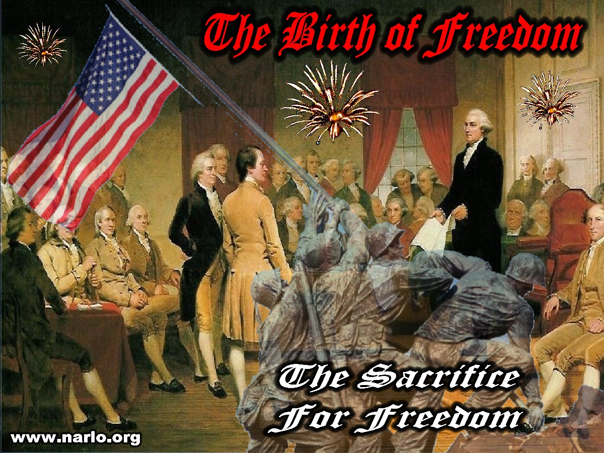 Freedom - Sacrifice=