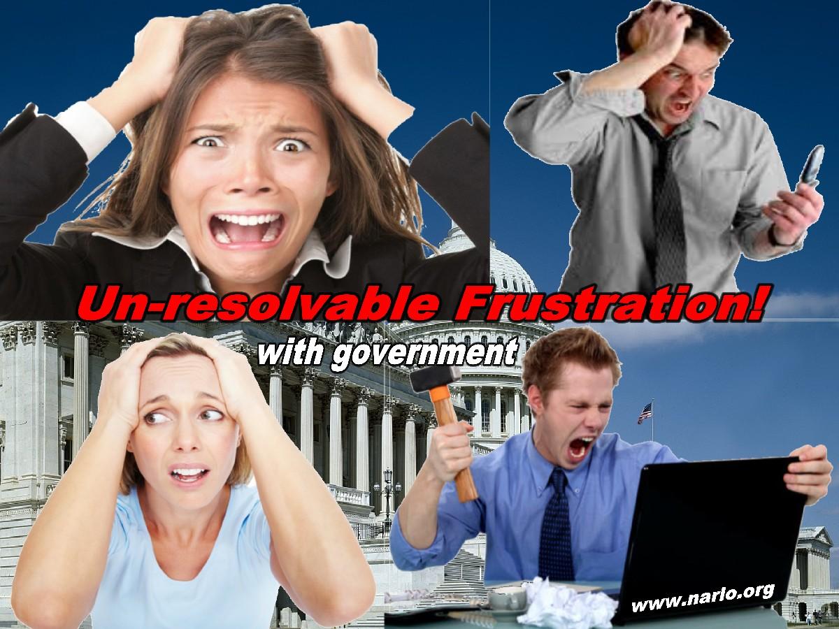 Frustration=