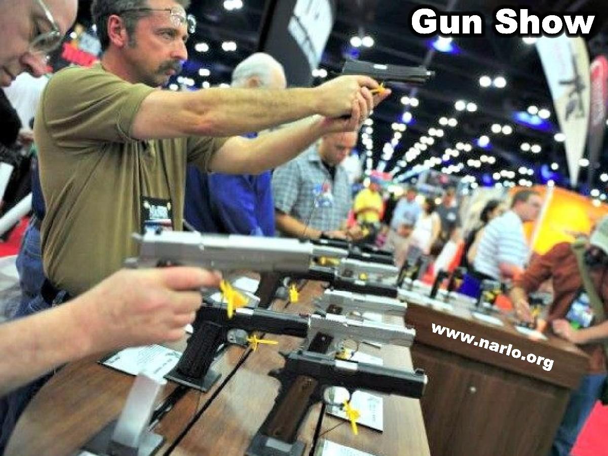 A Gun Show=