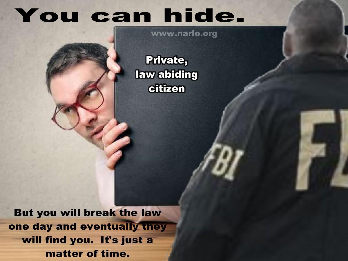 Hiding=