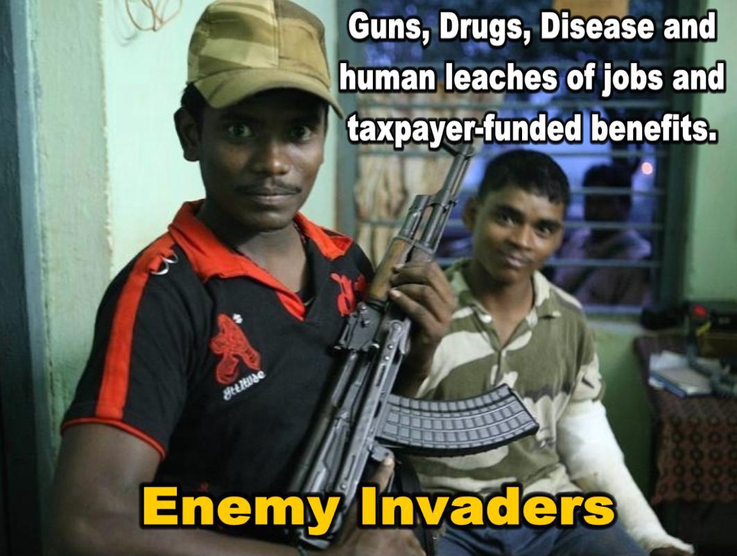 Illegal Aliens=