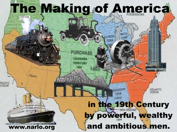 The Making of America=