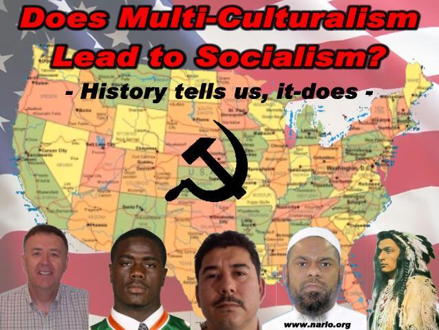 Multi-Culturalism=