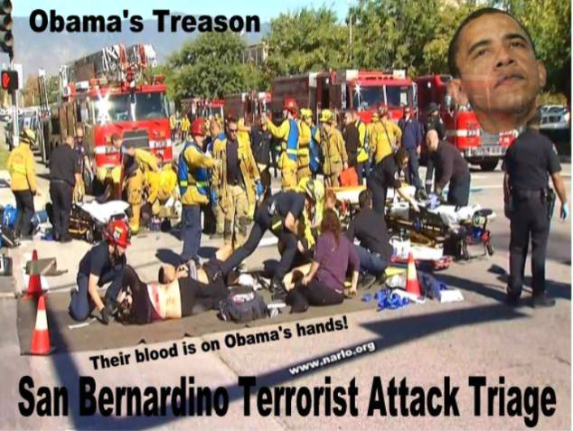 Obama's Treason=