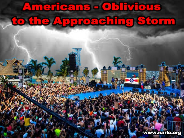 Americans Are Oblivious=