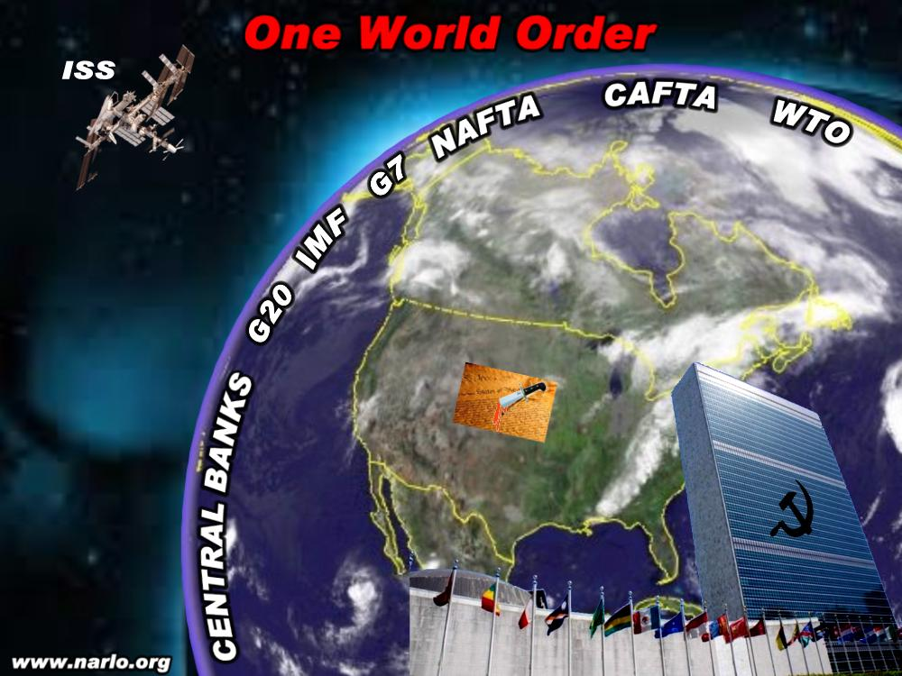 One World Order=