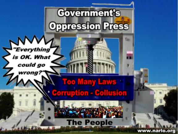 Oppression=