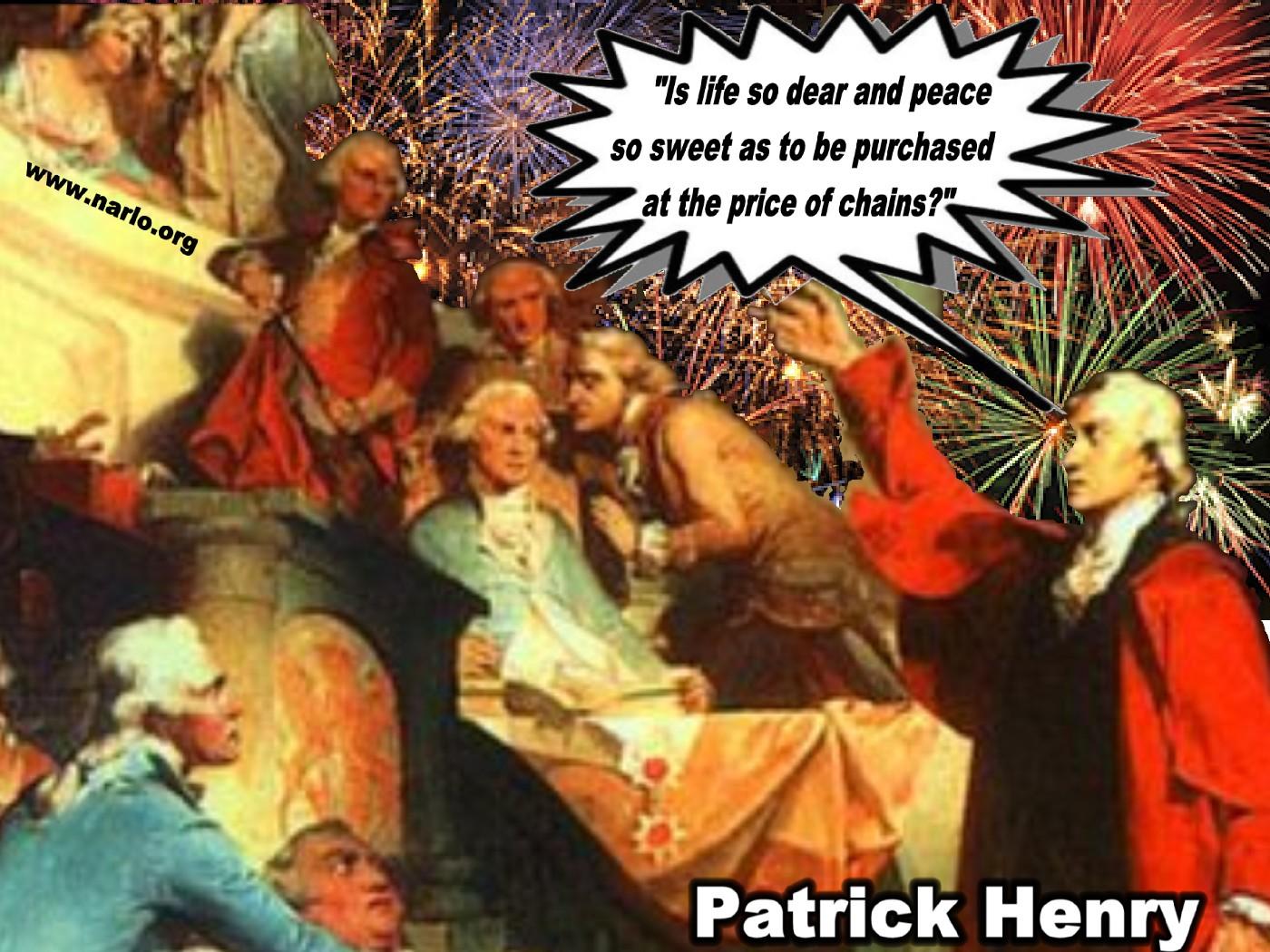 Patrick Henry=