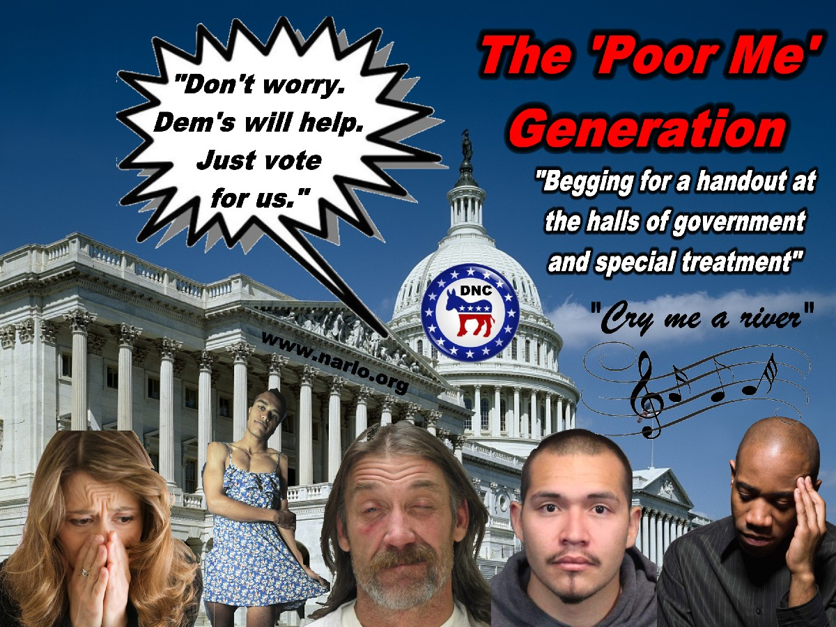 The Poor Me Generation=