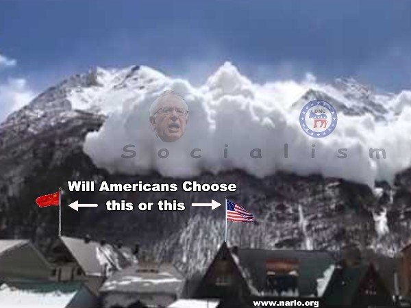 Socialism Avalanche=