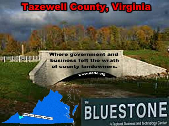 Tazewell County Virinia=