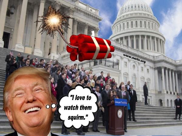 Trump Dynamite=